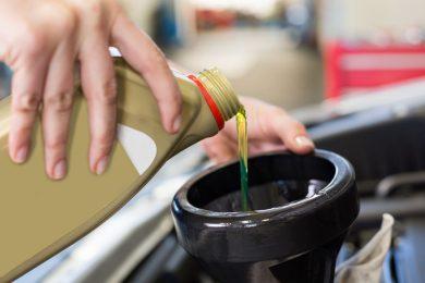 Замена масла двигателя в автосервисе для Москвы в Коломне
