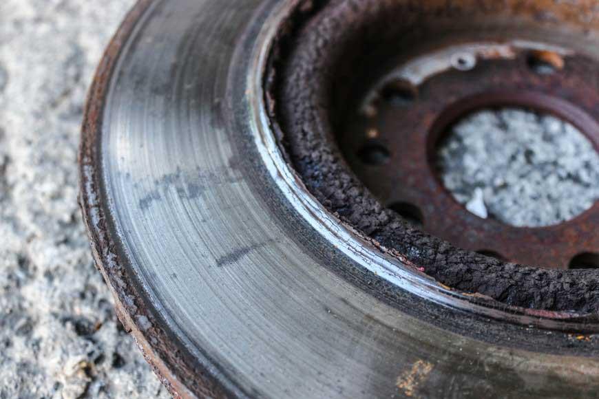 Замена тормозных дисков в автосервисе для Москвы в Коломне
